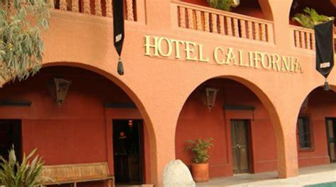 The Eagles Denuncian Al Hotel California Mexicano  Sociedad  Diario De León