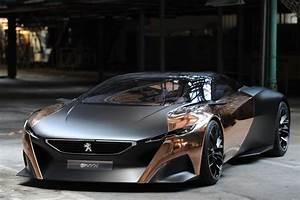Peugeot Onyx : la part du rêve