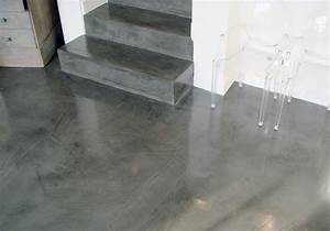 Beton Cire Verarbeitung : 3dco b ton cir paris by didier guilloux ~ Markanthonyermac.com Haus und Dekorationen