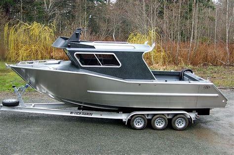 Aluminium Boot Cabin by Aluminum Boat Building Google Search Boats Pinterest