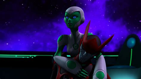 green lantern the animated series quot prisoner of sinestro quot episode recap