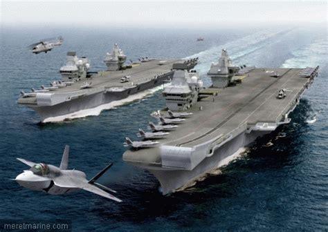 les britanniques reviennent au f 35b et aux porte avions 224 tremplin mer et marine