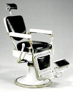 barber chair paidar ej enameled cast iron 49 inch
