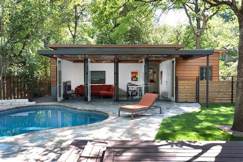Pool Houses To Complete Your Dream Backyard Retreat