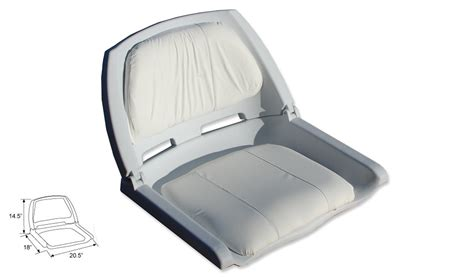 Fold Down Boat Seats by Boat Fishing Seat Fold Down Chair
