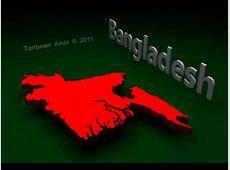 Bangladesh Map 3D YouTube