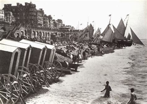 North River Boats Scandal by Photos Of Victorian Era Bathing Machines In Operation