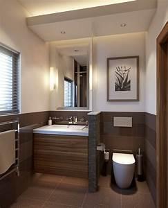 Babyzimmer Bilder Ideen : ein kleines badezimmer ger umig wirken lassen 50 ideen ~ Markanthonyermac.com Haus und Dekorationen