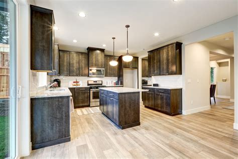 Best Types Of Flooring For Your Kitchen Small Bathroom Remodel Ideas Designs For A Tiles Design Bathrooms White Towel Hooks What Size Antique Vanity Towels Bath Remodeling