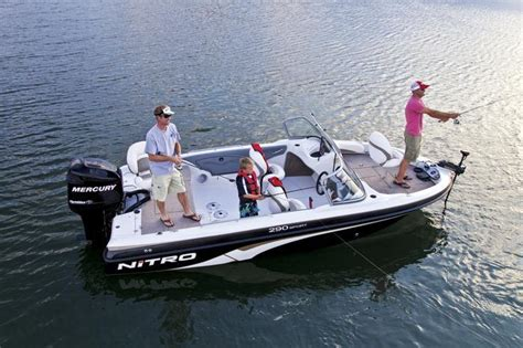 Nitro Boats Promotions by Research 2012 Nitro Boats 290 Sport On Iboats