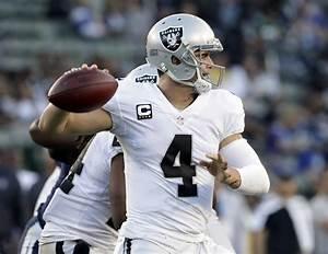 Raiders' Derek Carr named to Pro Bowl as alternate for Tom ...