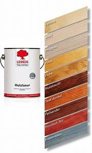 Holzlasur Farben Innen : holzlasur 261 leinos naturfarben le und farben von natur aus gut ~ Markanthonyermac.com Haus und Dekorationen
