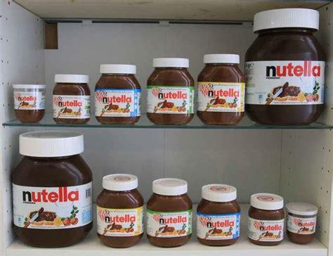 nutella day le top des choses 224 savoir sur la c 233 l 232 bre