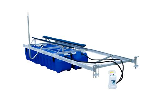 Hydrohoist Boat Lifts For Sale Texas by Ultralift2 Front Mount Boat Lift