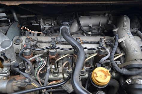 schema moteur scenic 2 1 9 dci