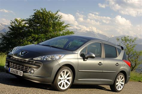 Sw Boat Video by 2007 Peugeot 207 Sw Rc Review Top Speed