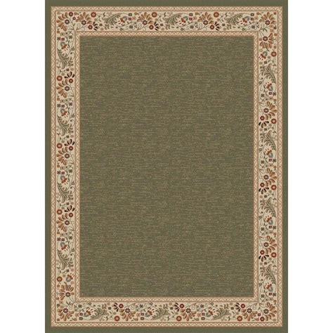 home depot area rugs 5x8 tayse rugs sensation green 5 ft 3 in x 7 ft 3 in