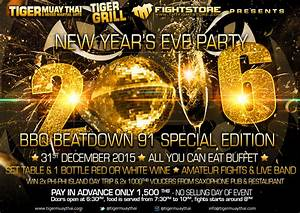 Celebrate New Years Eve with a Bang. BBQ Beatdown New ...