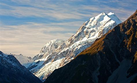 explorez le monde de glace du mont cook en nouvelle z 233 lande