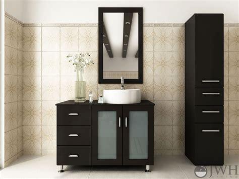 Beautiful Showers Bathroom by 39 Quot Lune Single Bathroom Vanity Espresso Bathgems Com