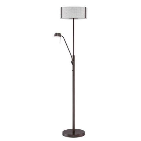 Rubbed Bronze Torchiere Floor L by Crush Rubbed Bronze Three Light Torchiere Floor L