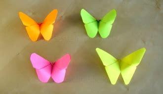Bootje Vouwen Uit Papier by Origami Vlinder Vouwen Van Papier Kiekoe