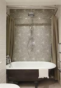 bathroom shower curtains Elegant High-End Shower Curtains