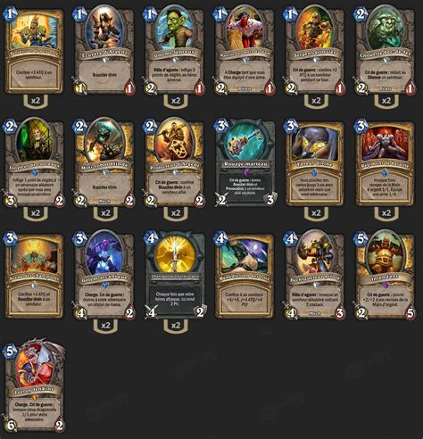 deck paladin eboladin tgt hearthstone heroes of warcraft paladin uther