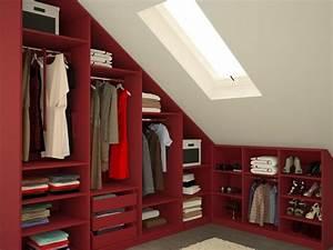Schränke Für Begehbaren Kleiderschrank : begehbarer kleiderschrank dachschr ge meine m belmanufaktur ~ Markanthonyermac.com Haus und Dekorationen