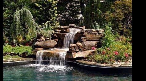 Decoracion De Jardines Con Fuentes, Estanques Y Cascadas