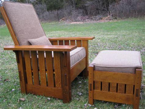 stickley morris chair by dorran lumberjocks