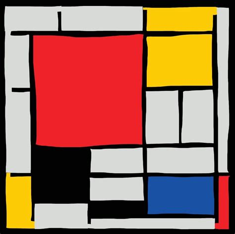 Piet Mondrian by 15 Lessons Piet Mondrian Has Taught Me About Art And