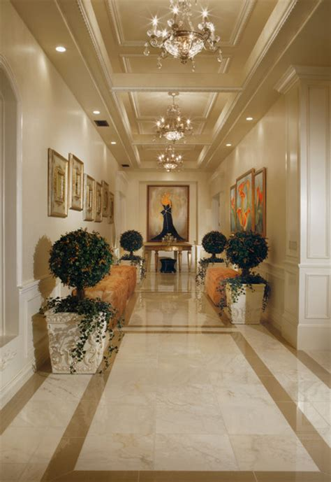 Small Living Room Decorating by Chic Luxury Traditional Hall Phoenix By Guided