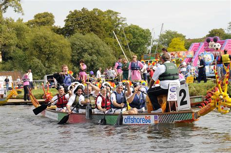 Dragon Boat Hire by Fullers Hill Cottages Holiday Cottages In Cambridgeshire