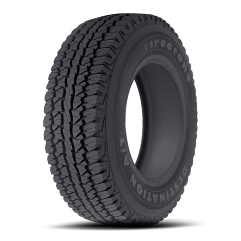 Firestone Tires Destination At Unit  Rnr Wheels