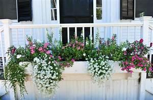 Deko Für Hauswand : blumenkasten f r balkon verwandeln sie ihren balkon in einen garten balkon g rten und ~ Markanthonyermac.com Haus und Dekorationen