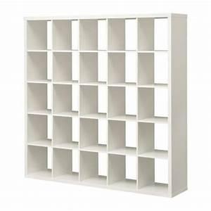 Ikea Möbel Weiß : ikea expedit kallax 5x5 mit 25 f cher weiss in neu isenburg ikea m bel kaufen und ~ Markanthonyermac.com Haus und Dekorationen
