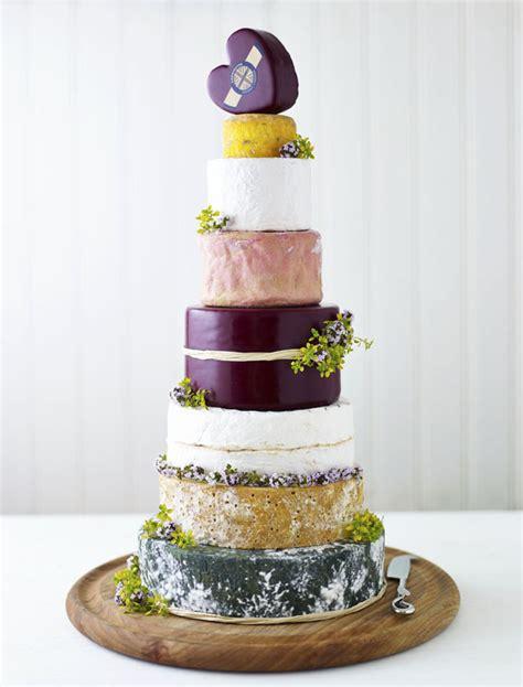 wedding cake alternatives alternative wedding cake idea the prettiest cheese cake
