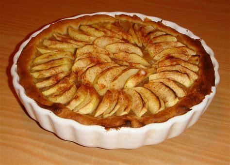 recette tarte aux pommes 179387