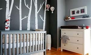 Tapeten Für Babyzimmer : babyzimmer komplett gestalten 25 kreative und bunte ideen ~ Markanthonyermac.com Haus und Dekorationen