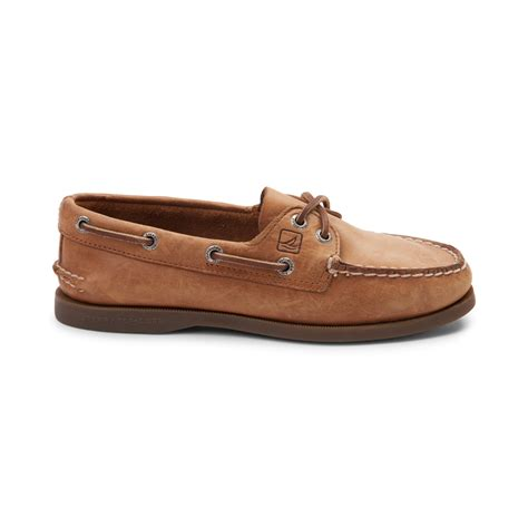 Tan Sperry Boat Shoes by Womens Sperry Authentic Original Boat Shoe Tan 583402