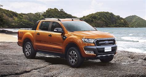 2015 ford ranger wildtrak revealed photos 1 of 5