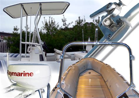 Inflatable Boat Arch by Atlantic Towers Inflatable Boat Products