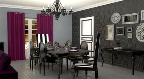 nos recommandations pour une d 233 co salle 224 manger en papier peint