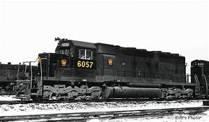 Roco Diesel Locomotive SD40 of Pennsylvania Railroad ...