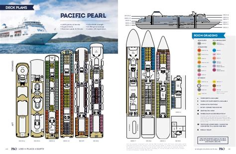 pacific pearl deck plans 2015
