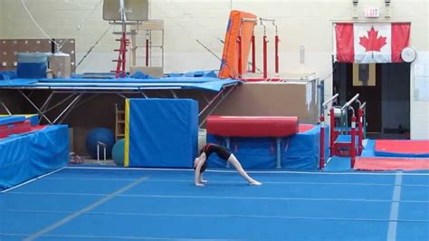 gymnastics level 2 floor routine meze