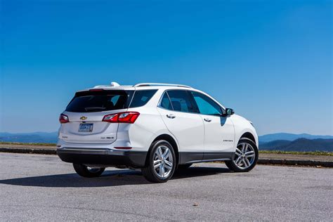 2018 Chevrolet Equinox First Drive Review Automobile