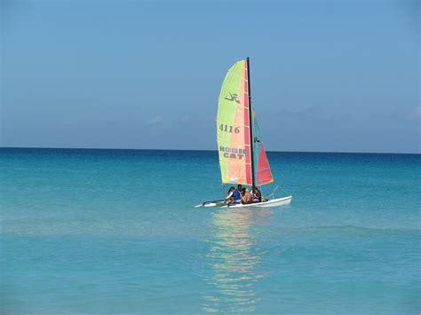 Catamaran Boat Cuba by Cuba Catamaran Ocean 183 Free Photo On Pixabay