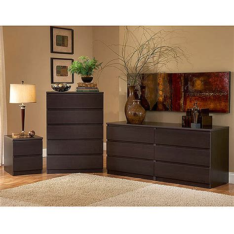 Walmart Dressers And Nightstands by Laguna Dresser 5 Drawer Chest And Nightstand Set